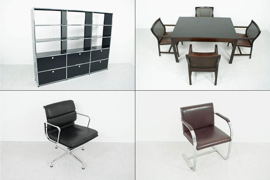 Designklassiker, Designmöbel und Lounge-Sitzmöbel für die besondere Einrichtung von Büro, Objekt und Wohnbereich.